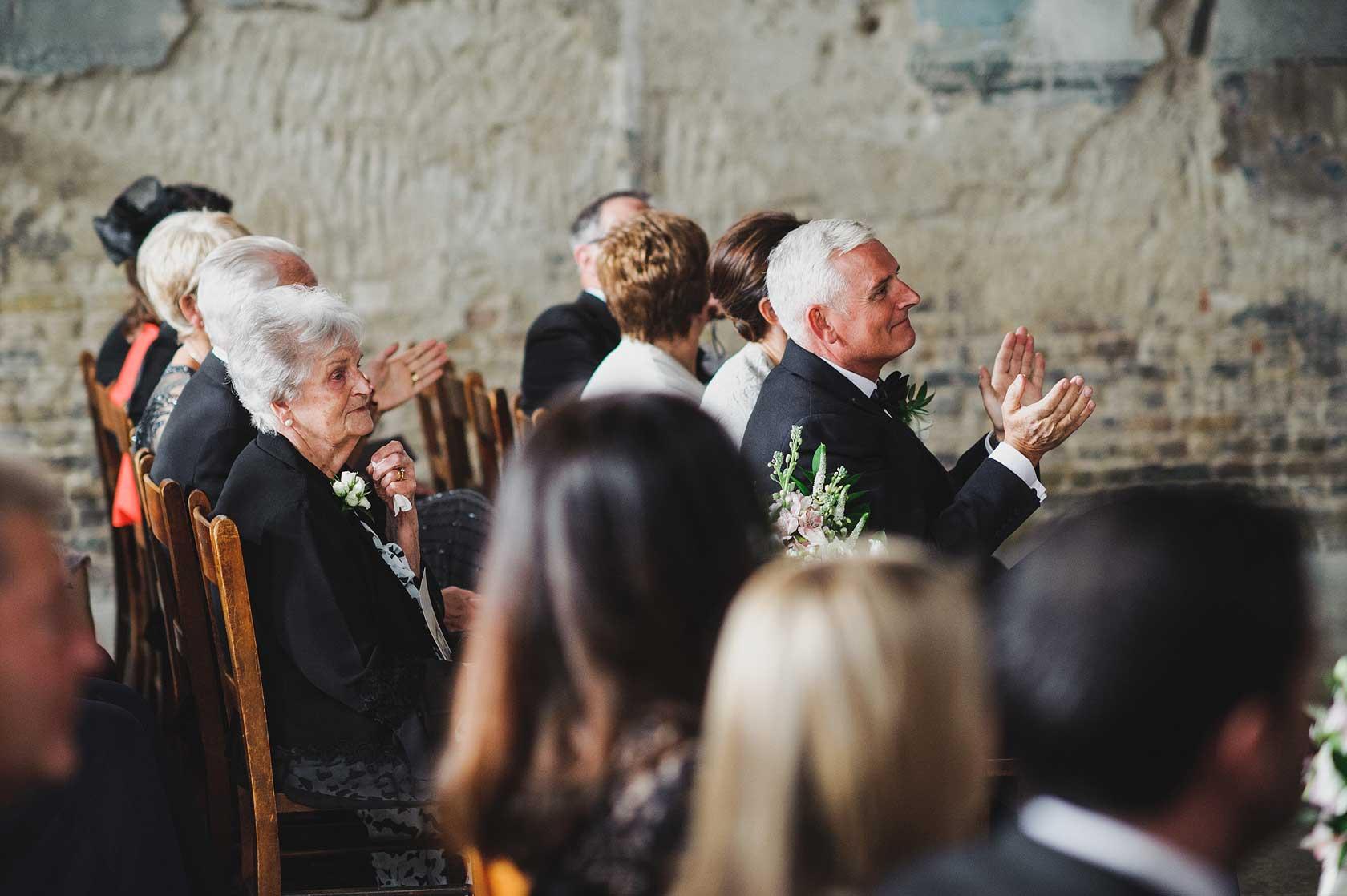 Reportage Wedding Photography at Asylum
