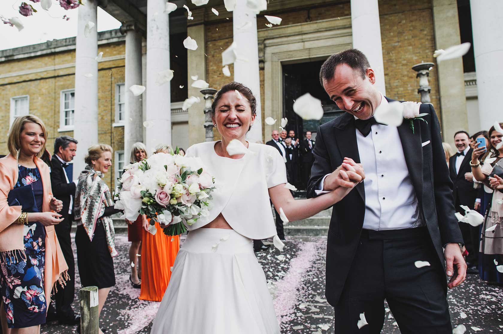 Caroline Gardens Chapel Wedding Photography