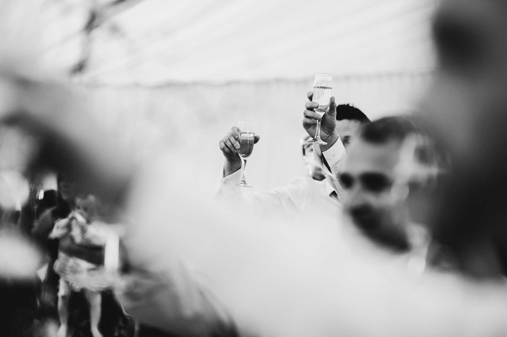 Reportage Wedding Photography at Keythorpe Manor
