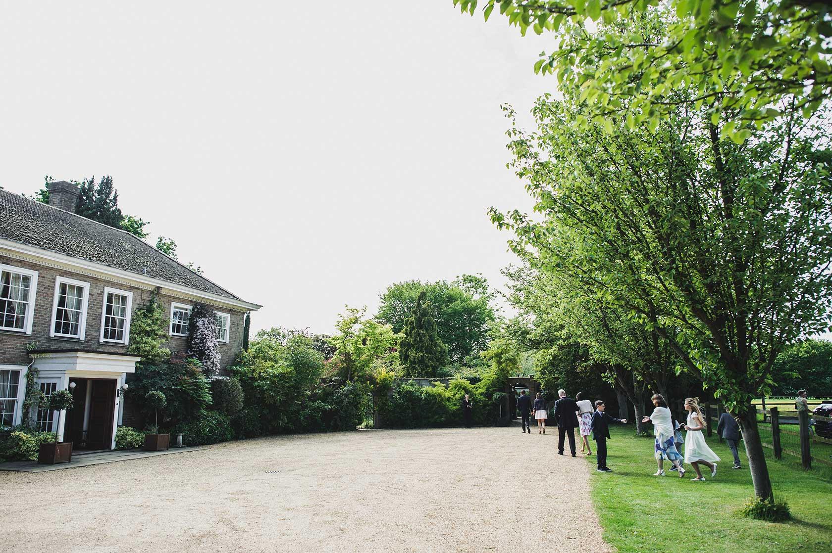 Rectory Farm Wedding in Cambridgeshire