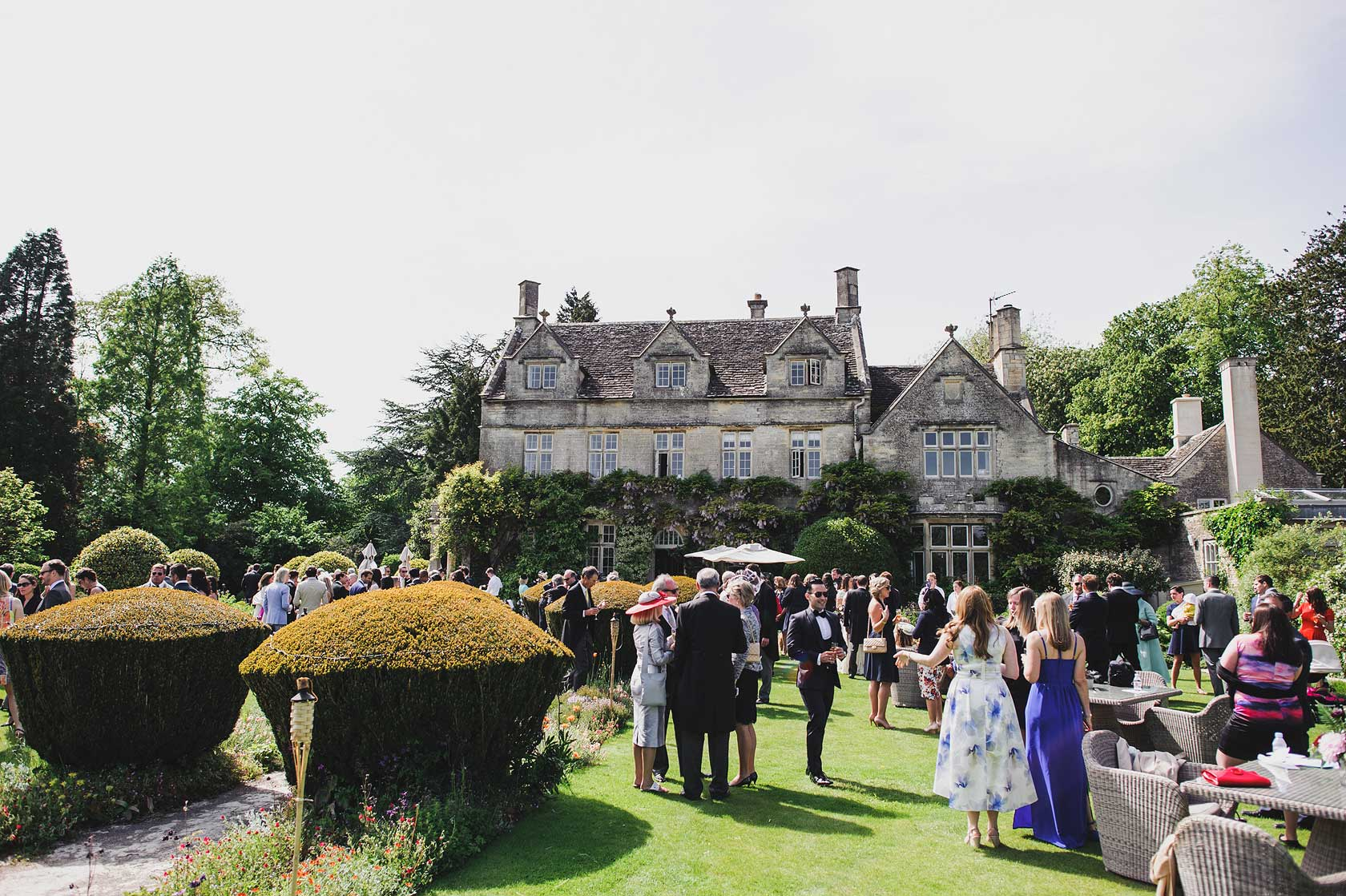 Barnsley House Wedding in Cotswolds