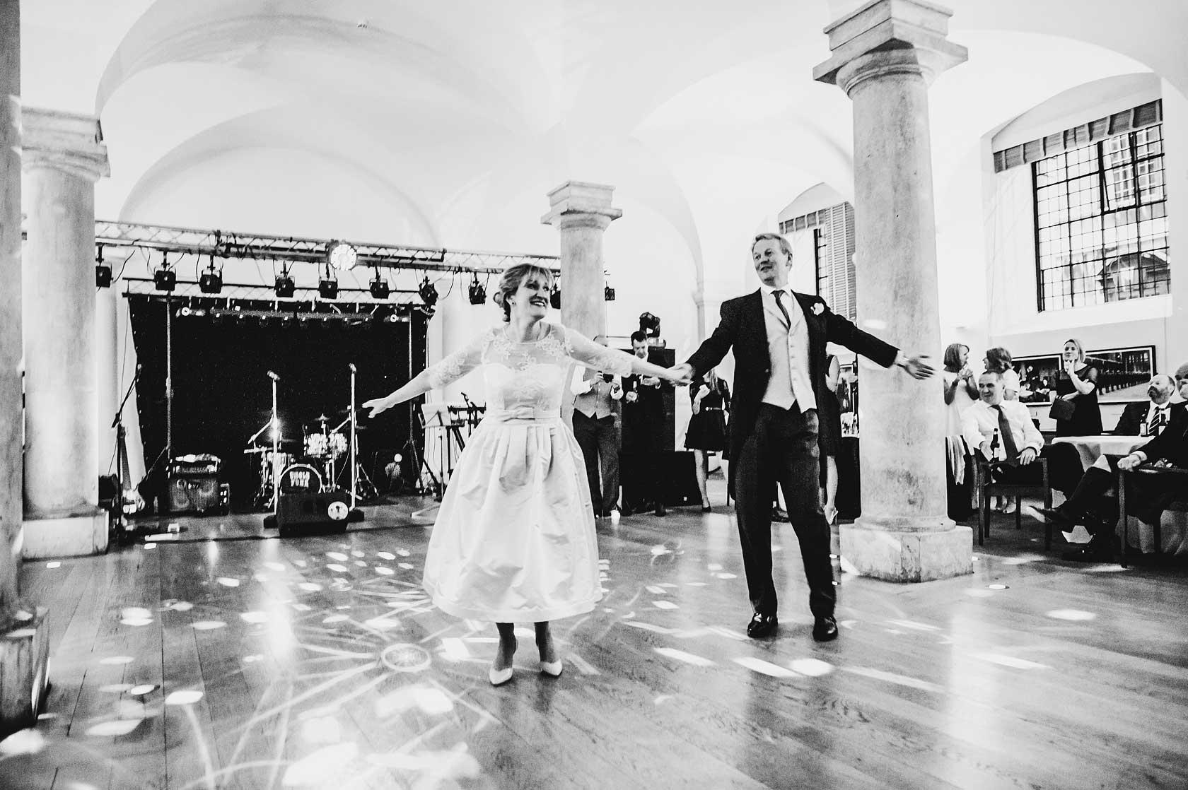 Wedding Photojournalism in Greenwich