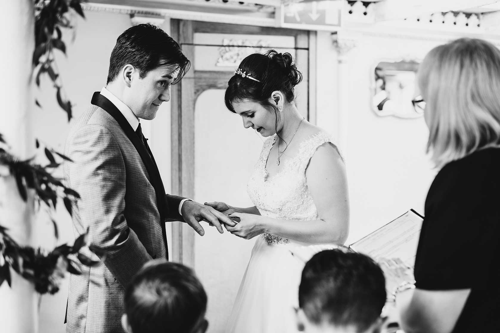 Wedding Photojournalism in Somerset