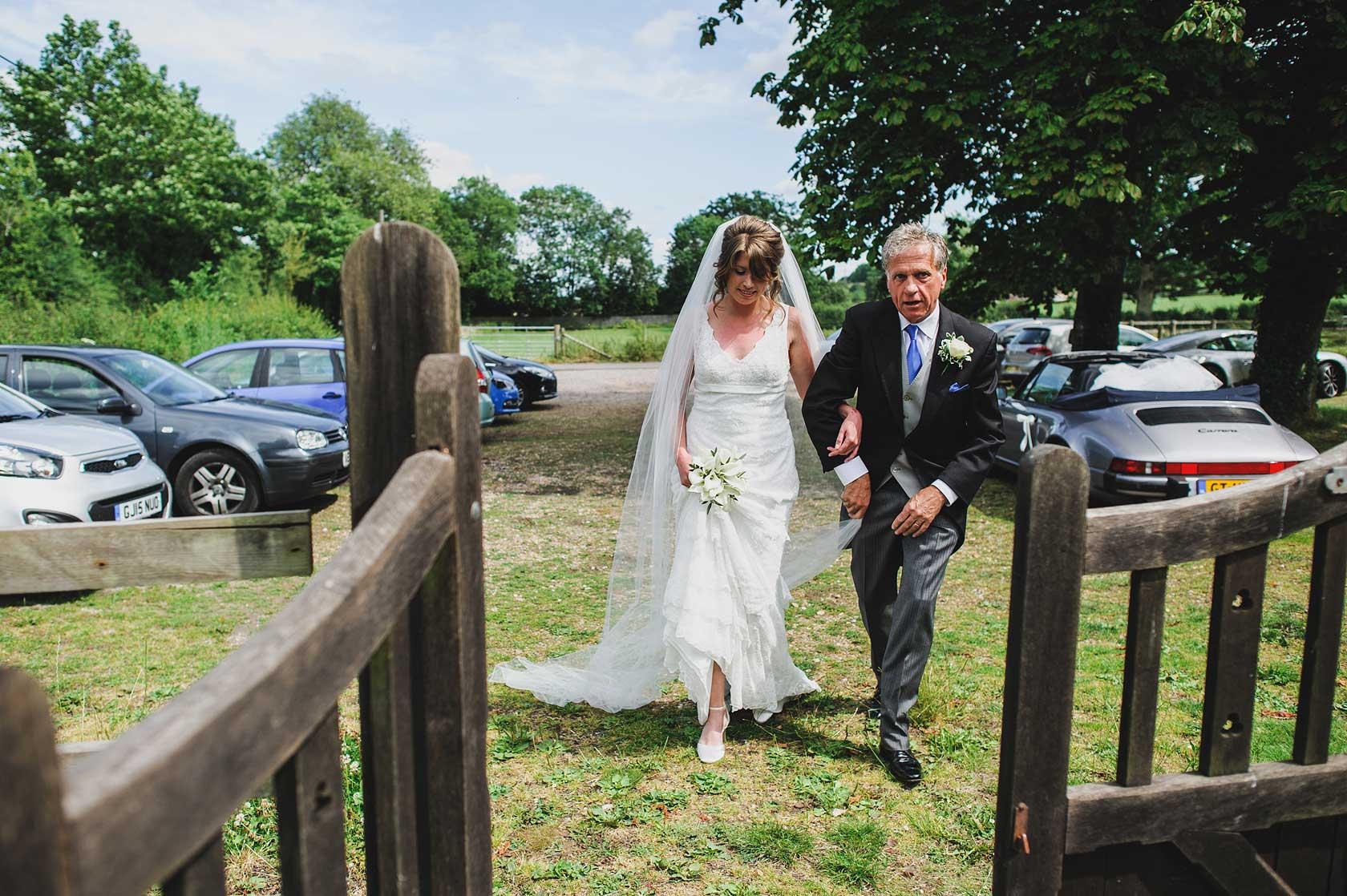 Wedding Photojournalism in Wiltshire