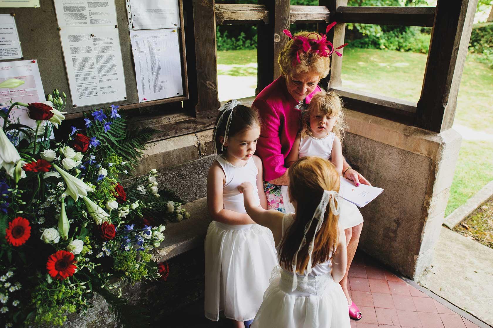 St Marys Odstock Wedding in Wiltshire