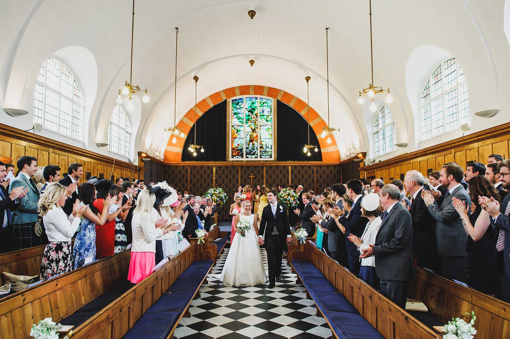 Documentary Wedding Photography at Eltham College