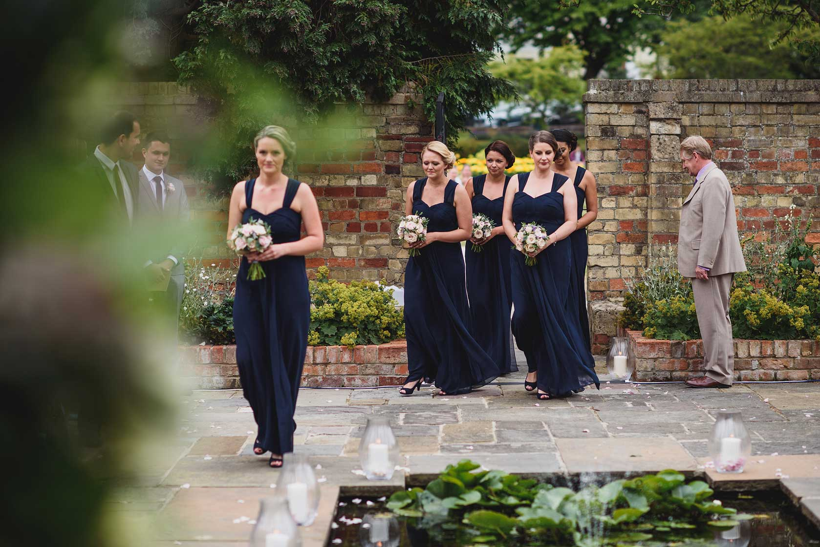 Wedding Photojournalism in Gloucestershire