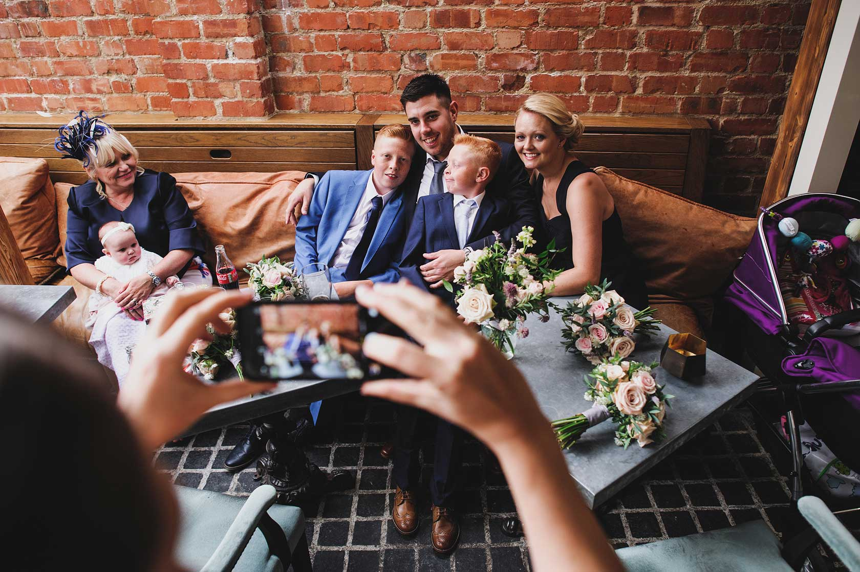 Cheltenham Town Hall Wedding Photography