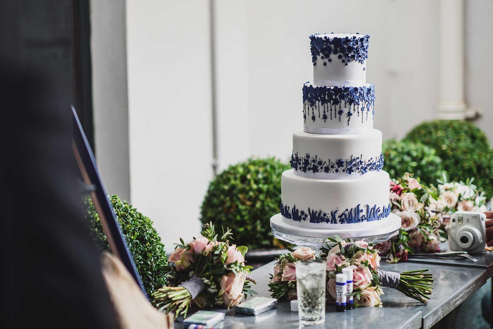 Summer wedding at No 131 Cheltenham