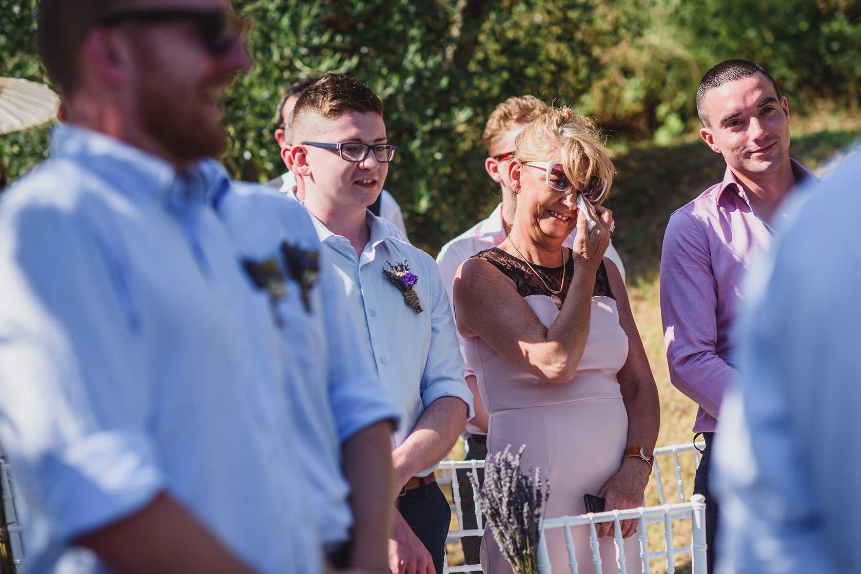 Borgo Bucciano Wedding in Italy