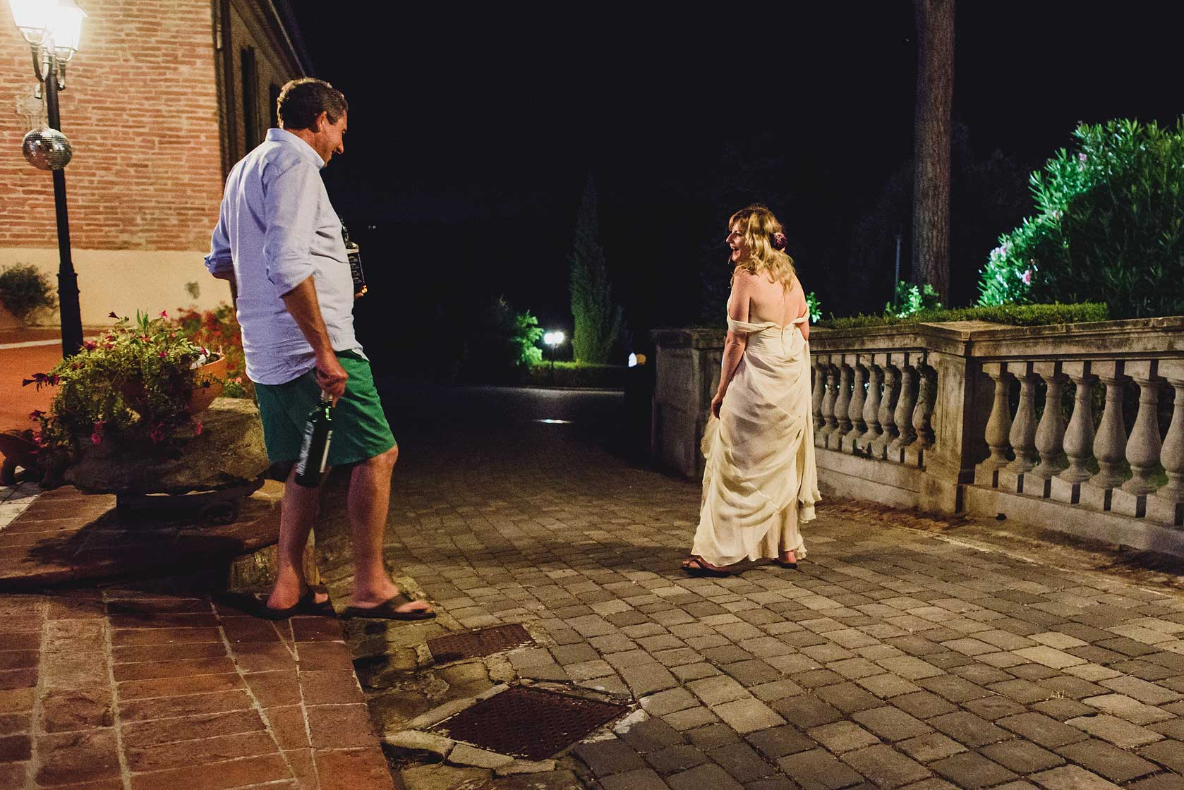 Wedding Photojournalism in Italy