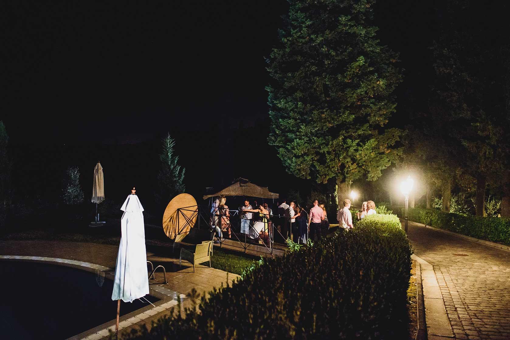 Destination wedding at Borgo Bucciano