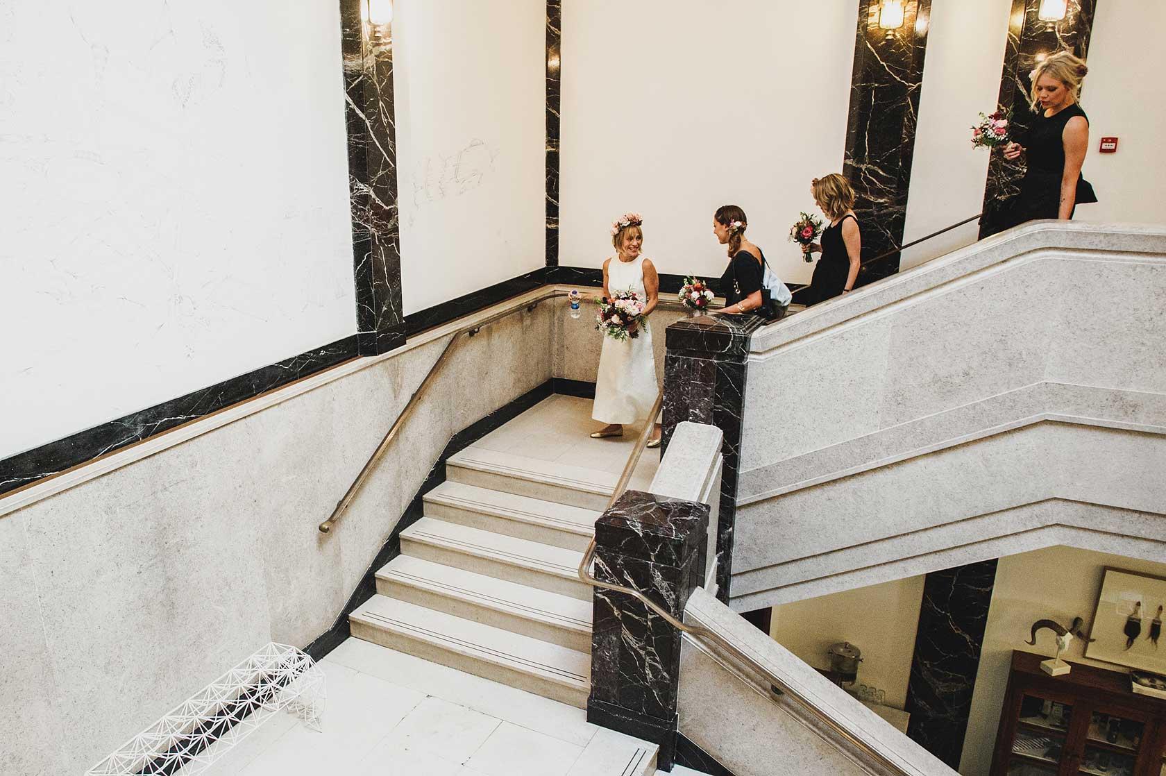 Hackney Town Hall Wedding Photography