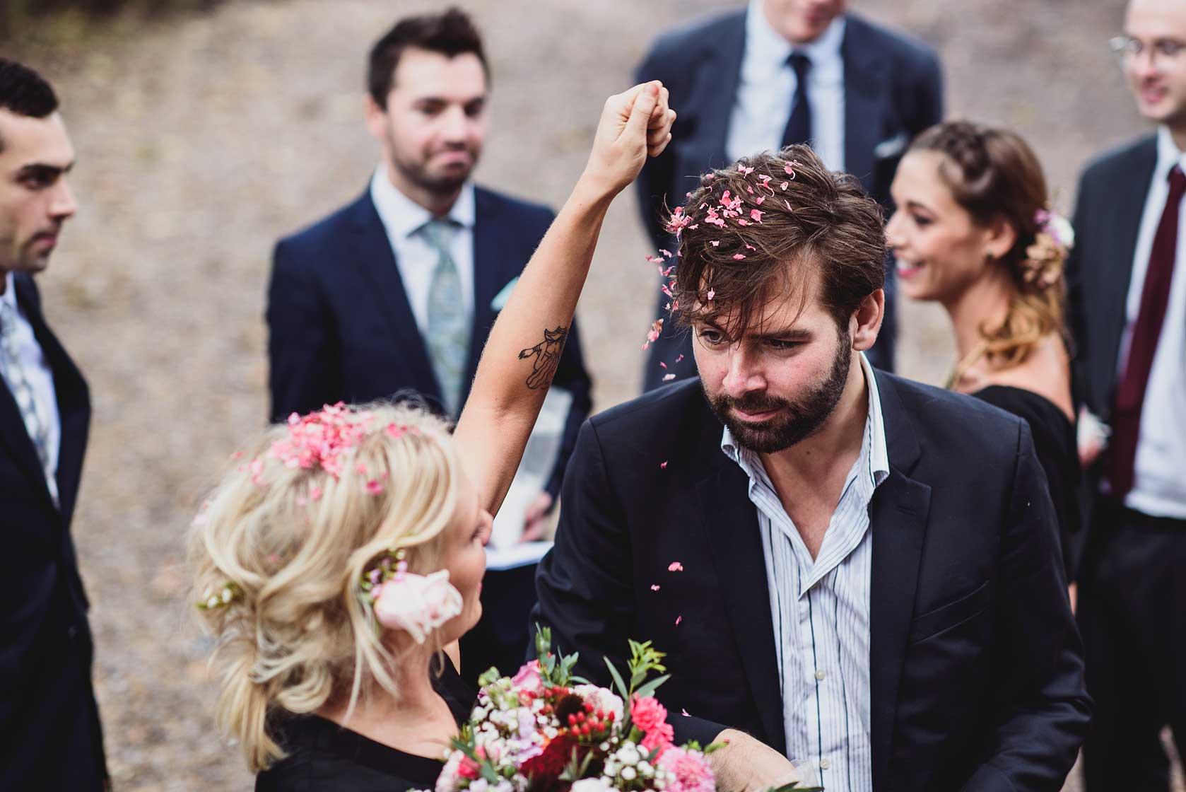 Wedding Photographer in Hackney