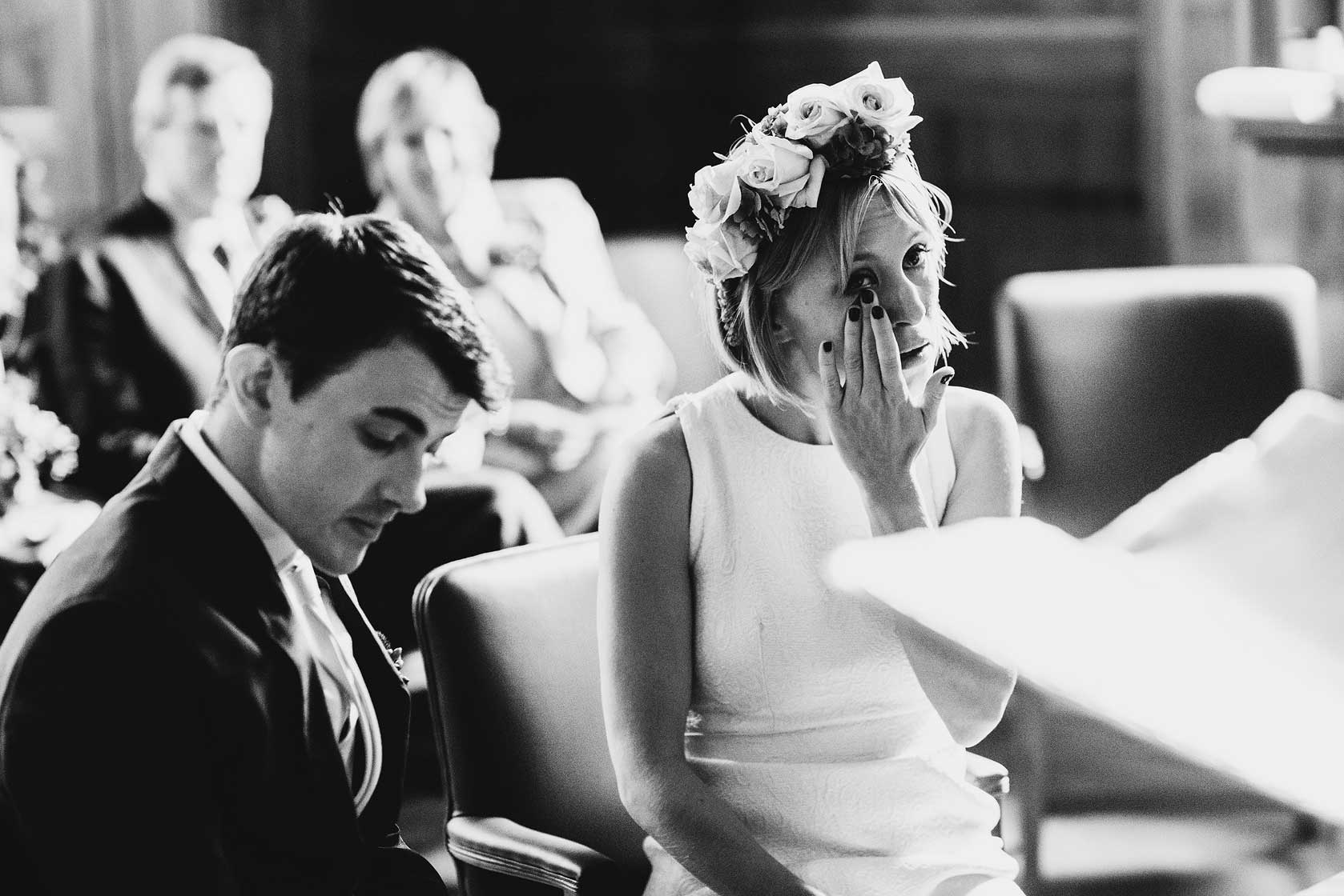 Reportage Wedding Photography at The Round Chapel