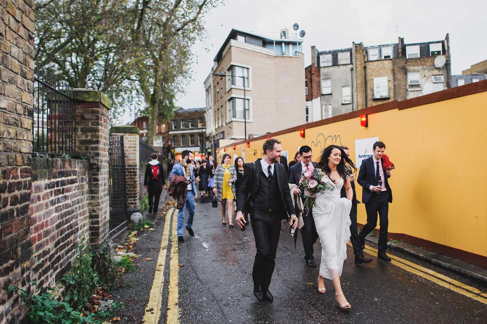 The Tab Centre Wedding Photographer
