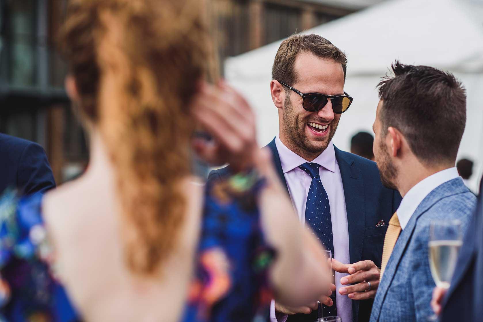 Docklands Wedding Photography