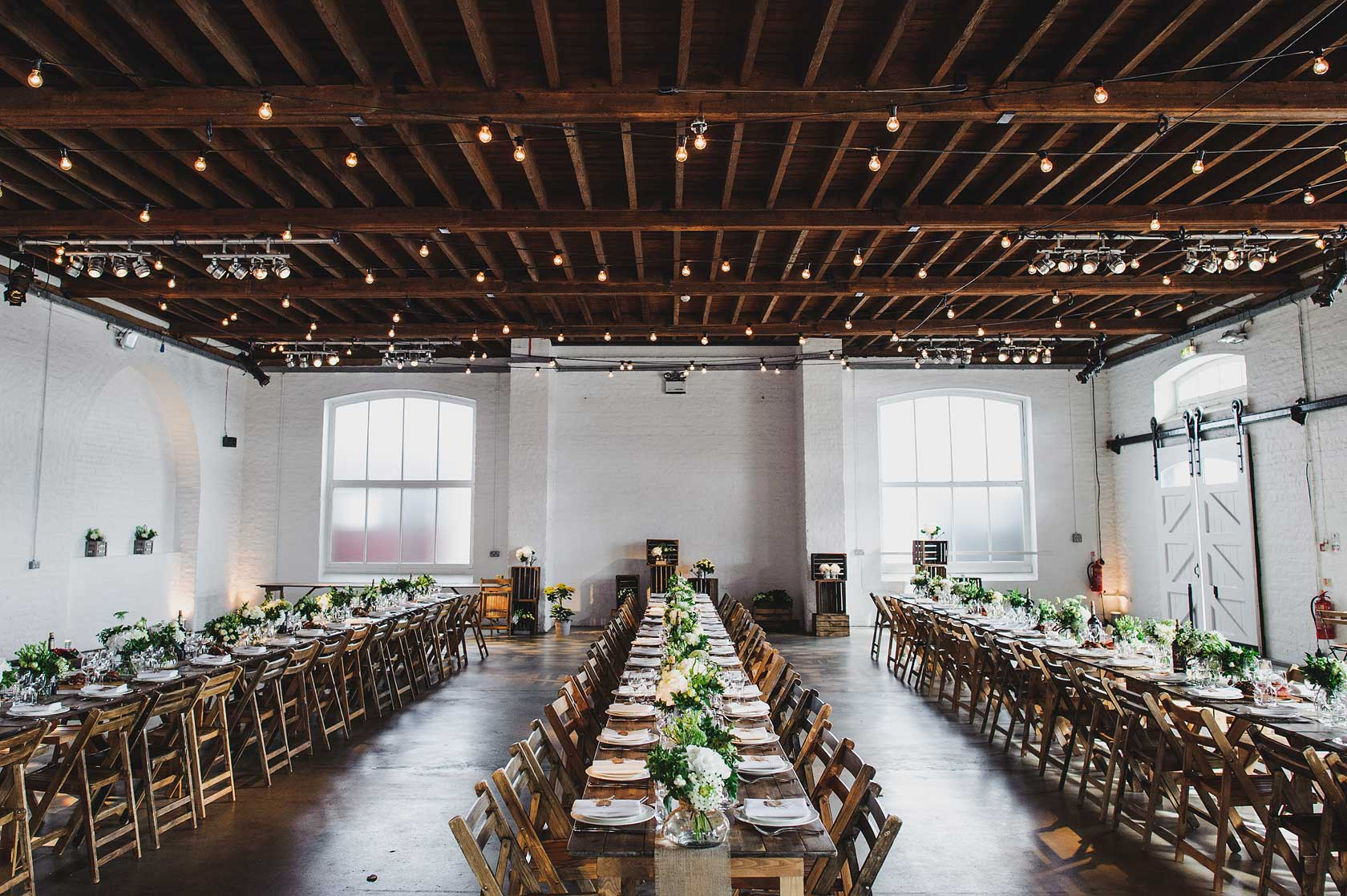 Wedding Photography at The Chainstore