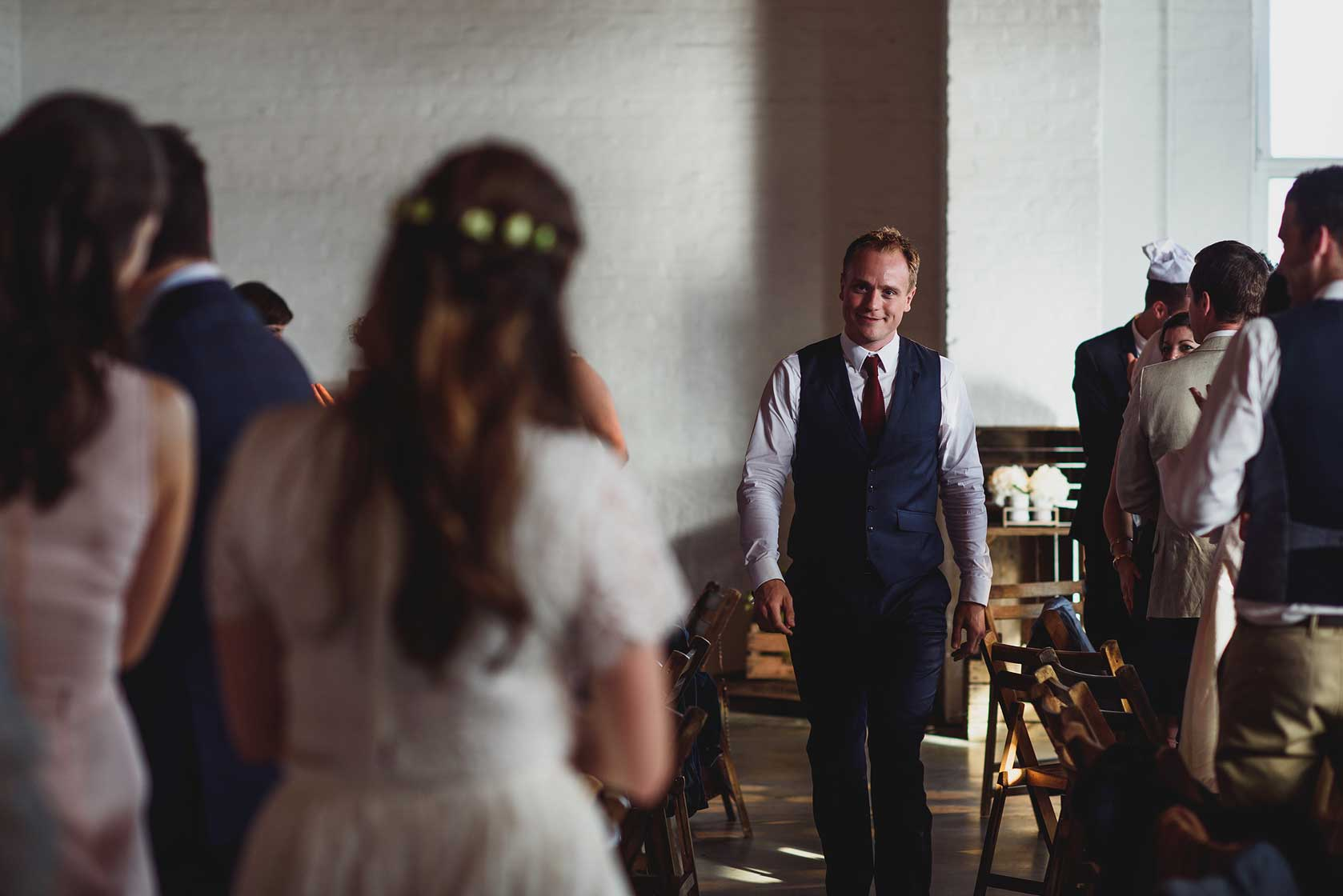 Trinity Buoy Wharf Wedding Photography