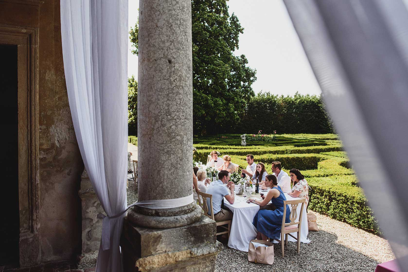 Villa La Zambonina Wedding Photography