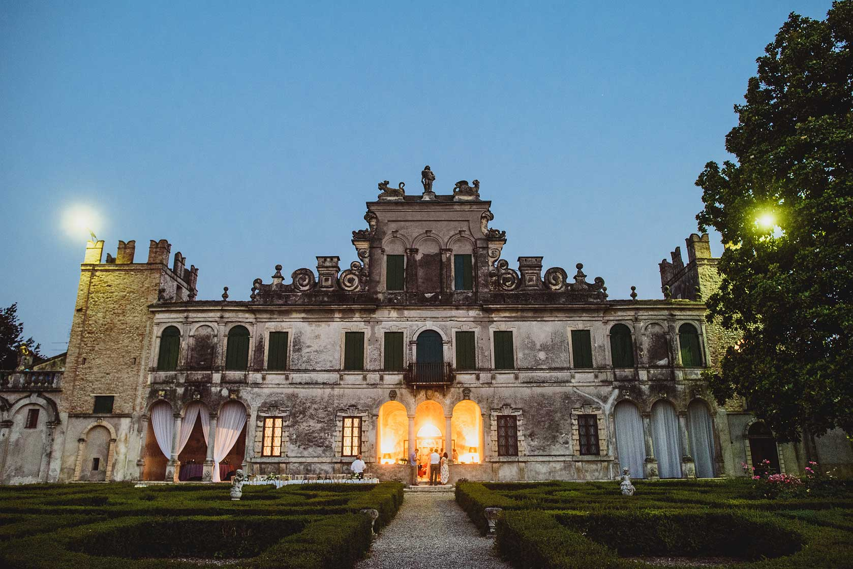 Wedding Photography at Casa di Giulietta