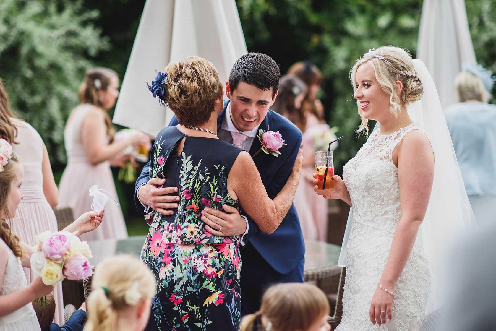 Wedding in Gloucestershire