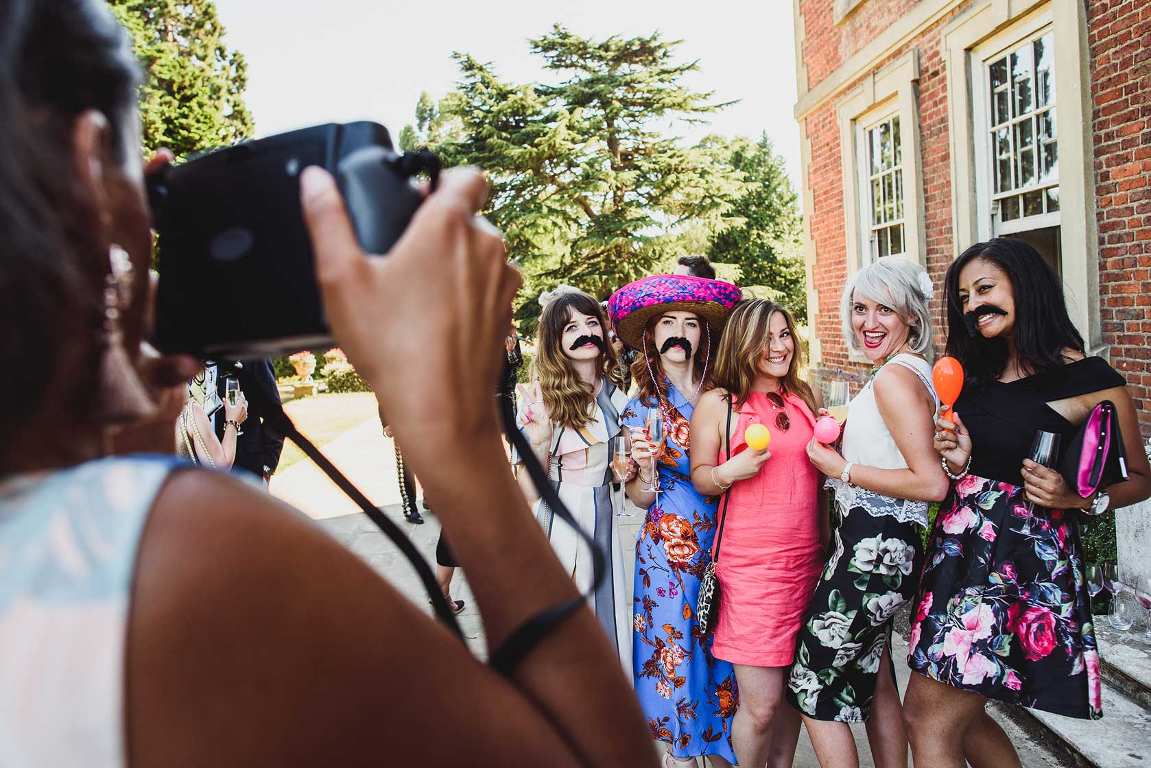 Forty Hall Wedding in London