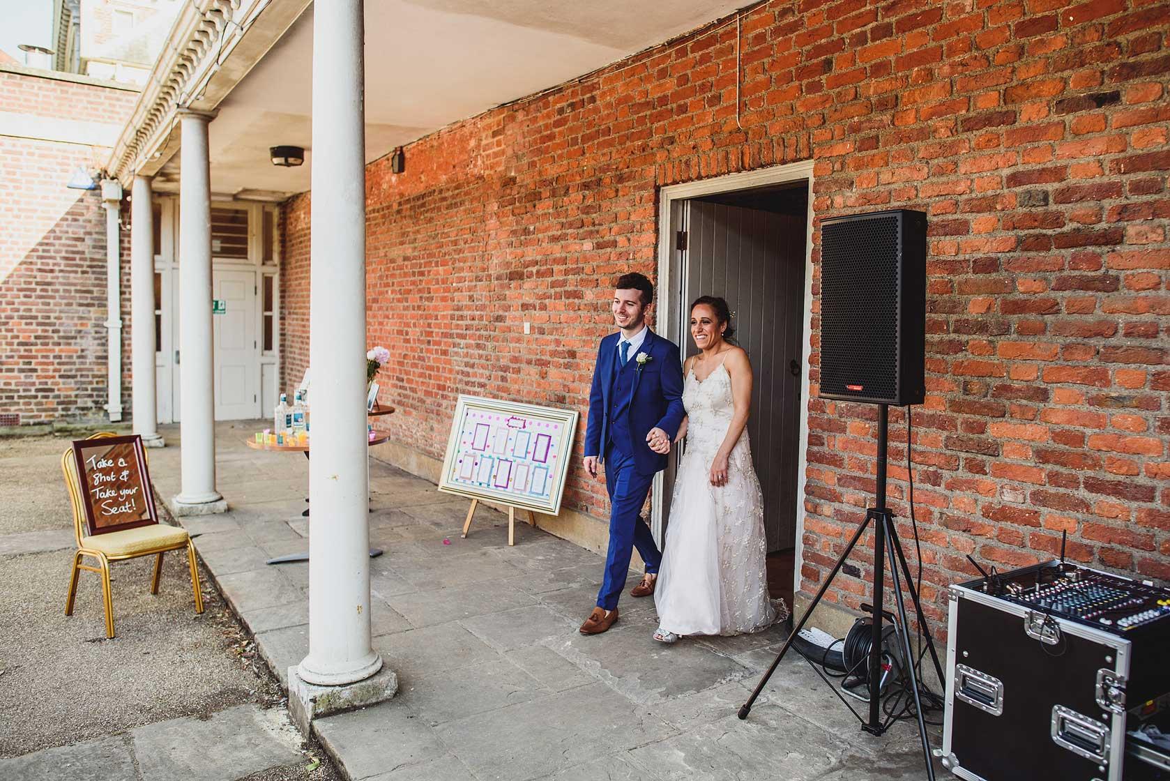 Wedding in London