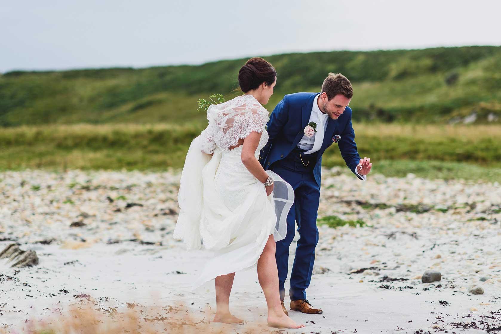 Wedding Photojournalism in Scotland