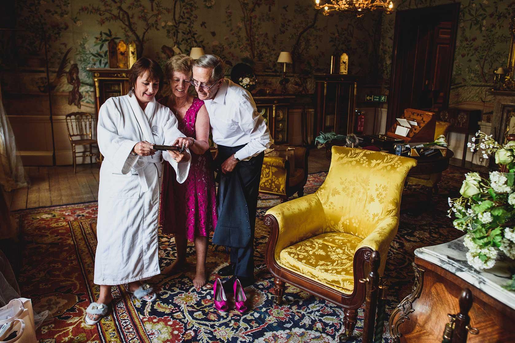 Belvoir Castle Wedding Photography