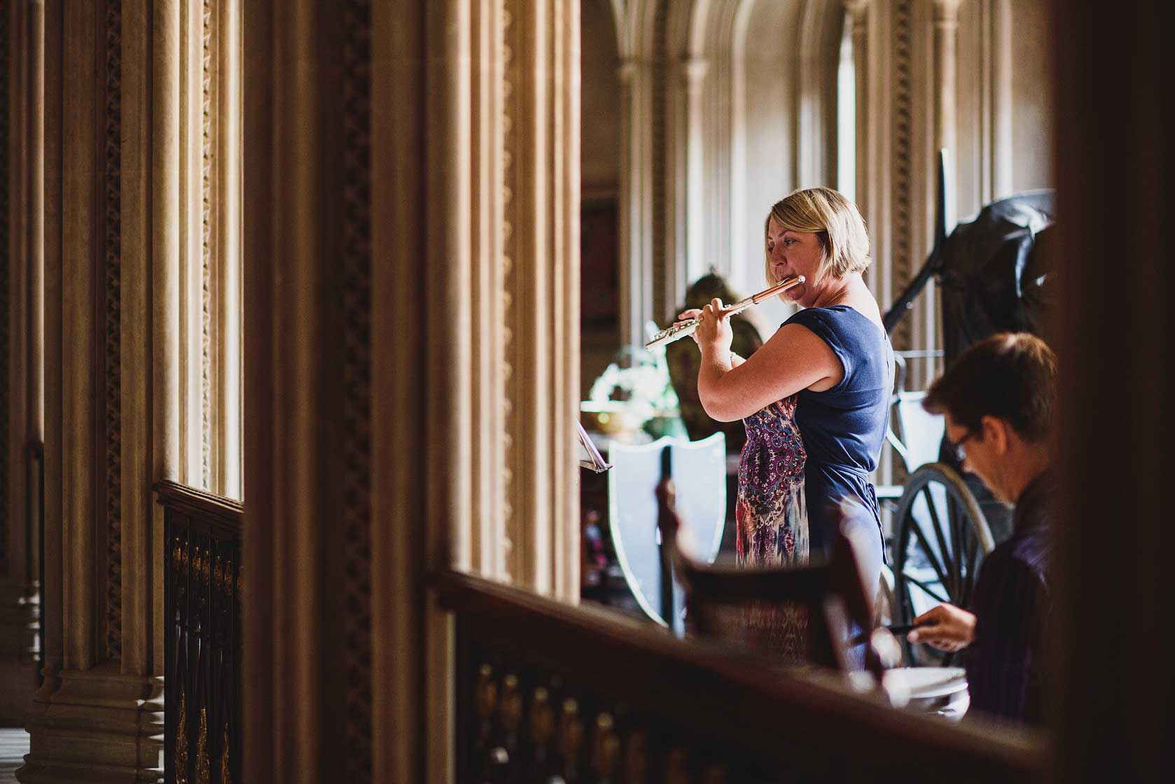 Belvoir Castle Wedding Photography