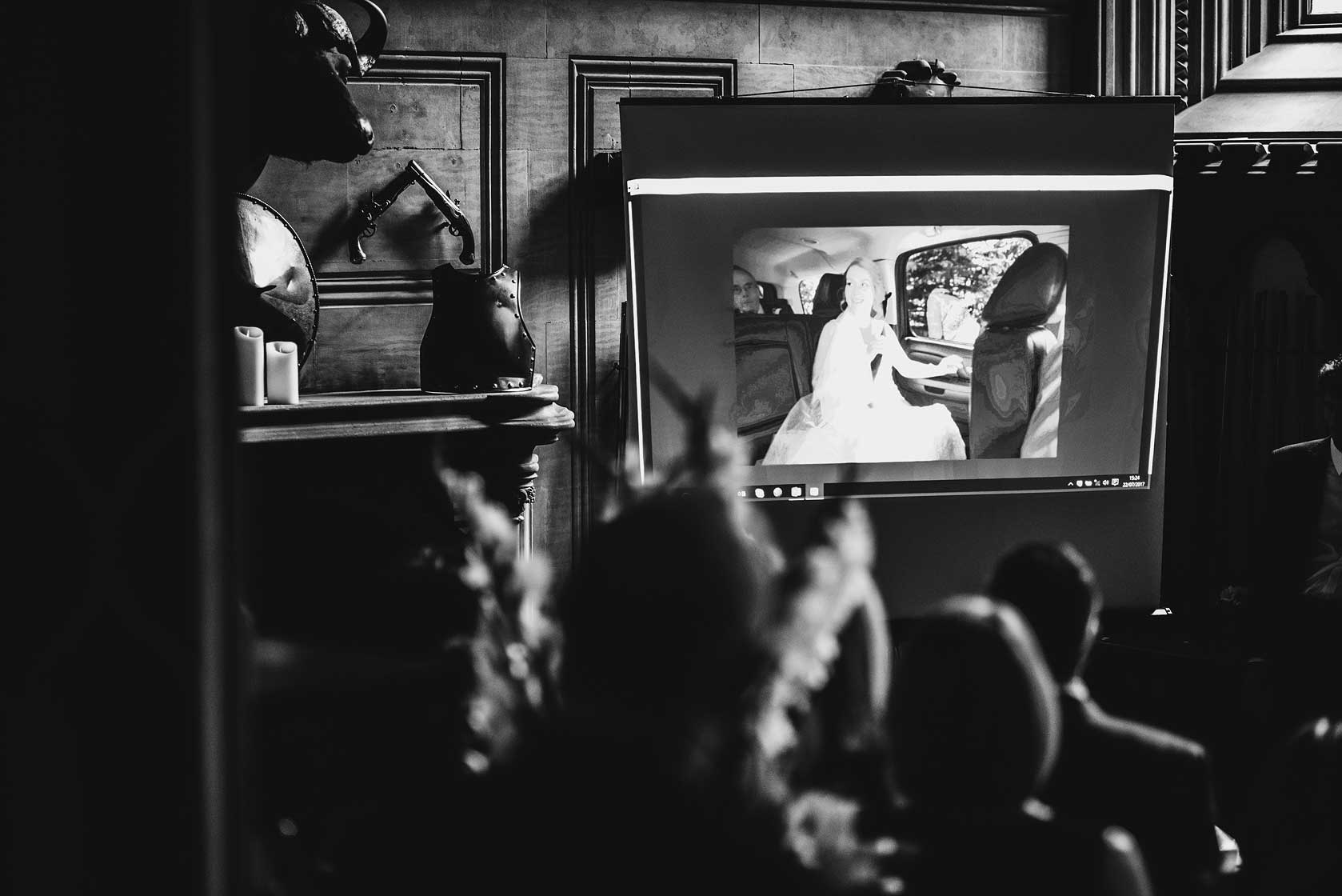 Reportage Wedding Photography at Belvoir Castle