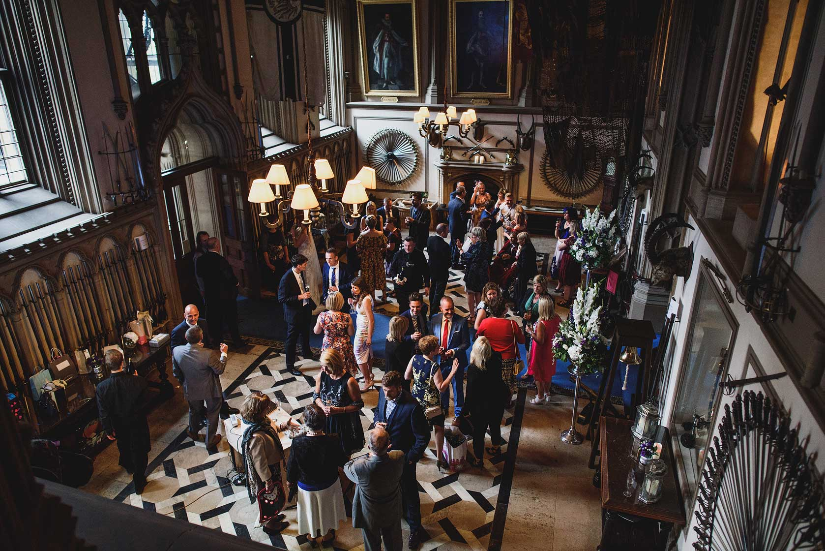 Wedding in Leicestershire