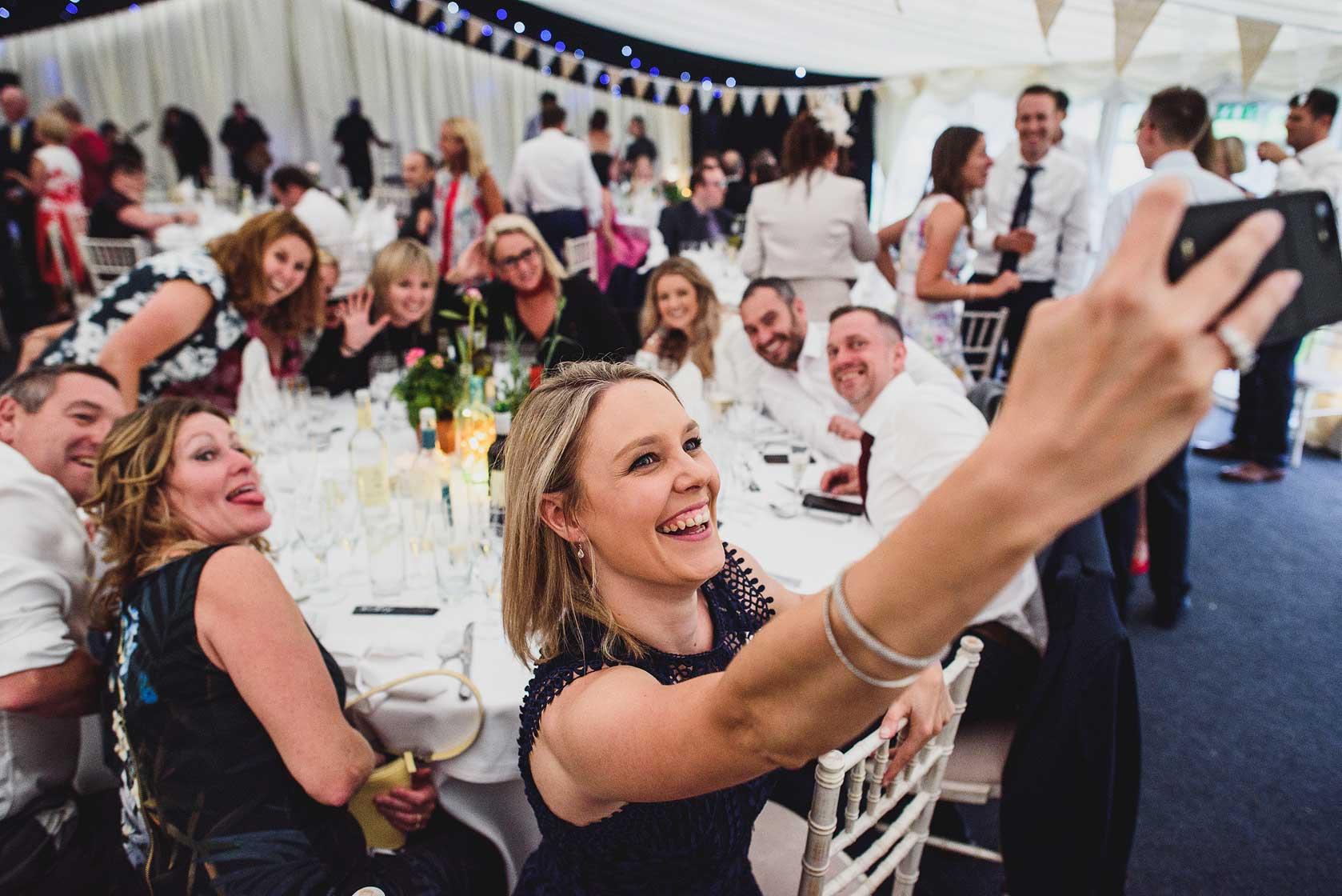 Reportage Wedding Photography at Belvoir Castle