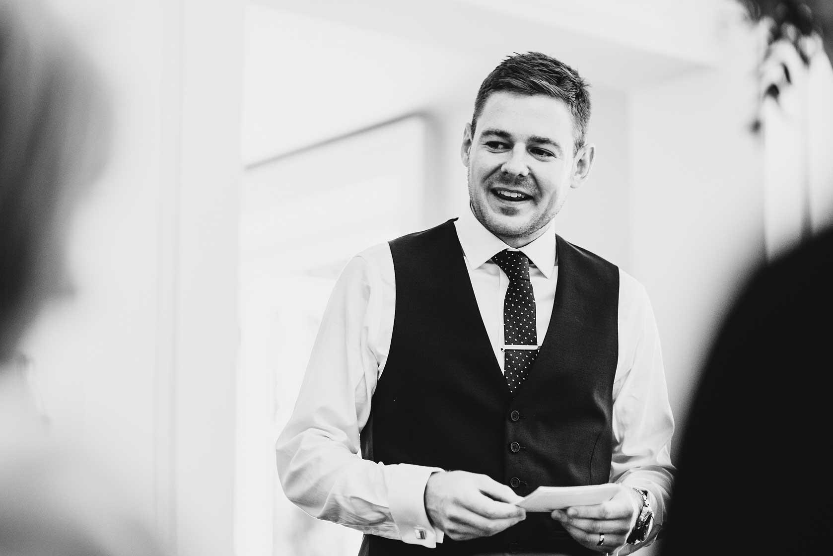 Nottinghamshire Wedding Photography