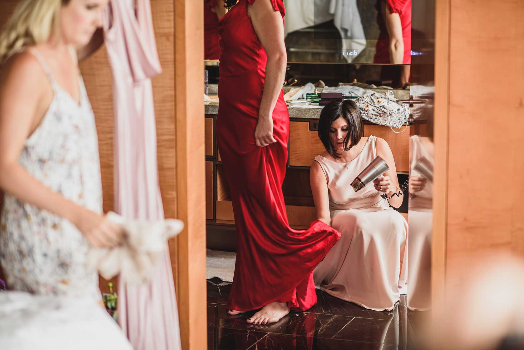 Tanner Warehouse Wedding Photography