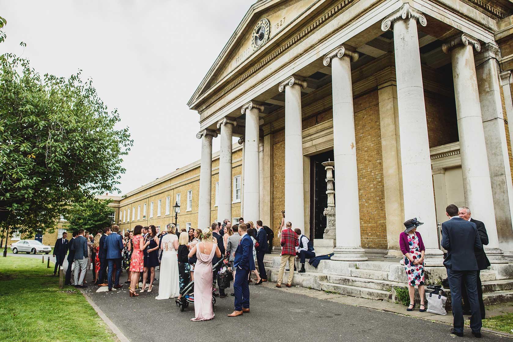 Asylum Wedding Photography