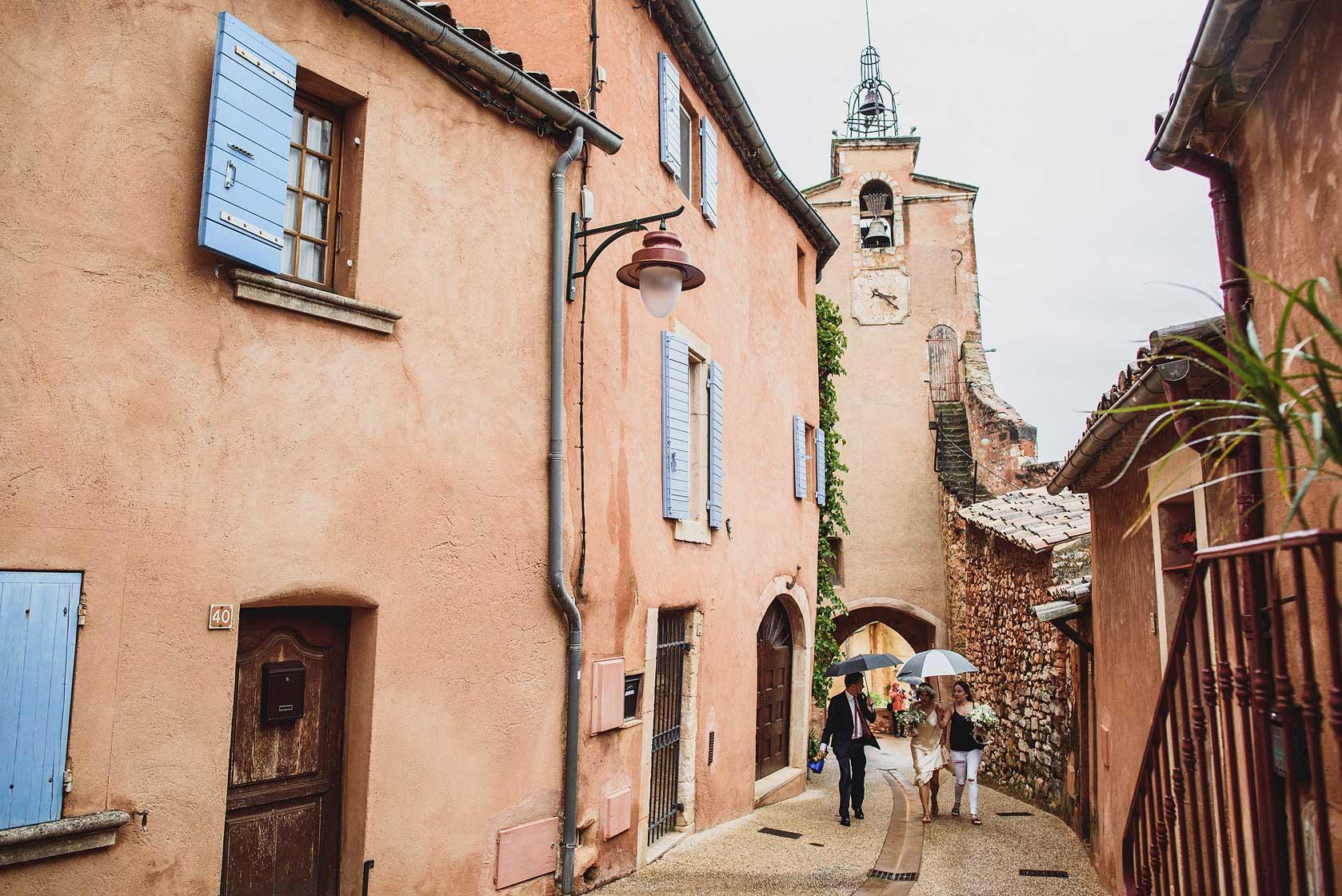 Provence Wedding Photography