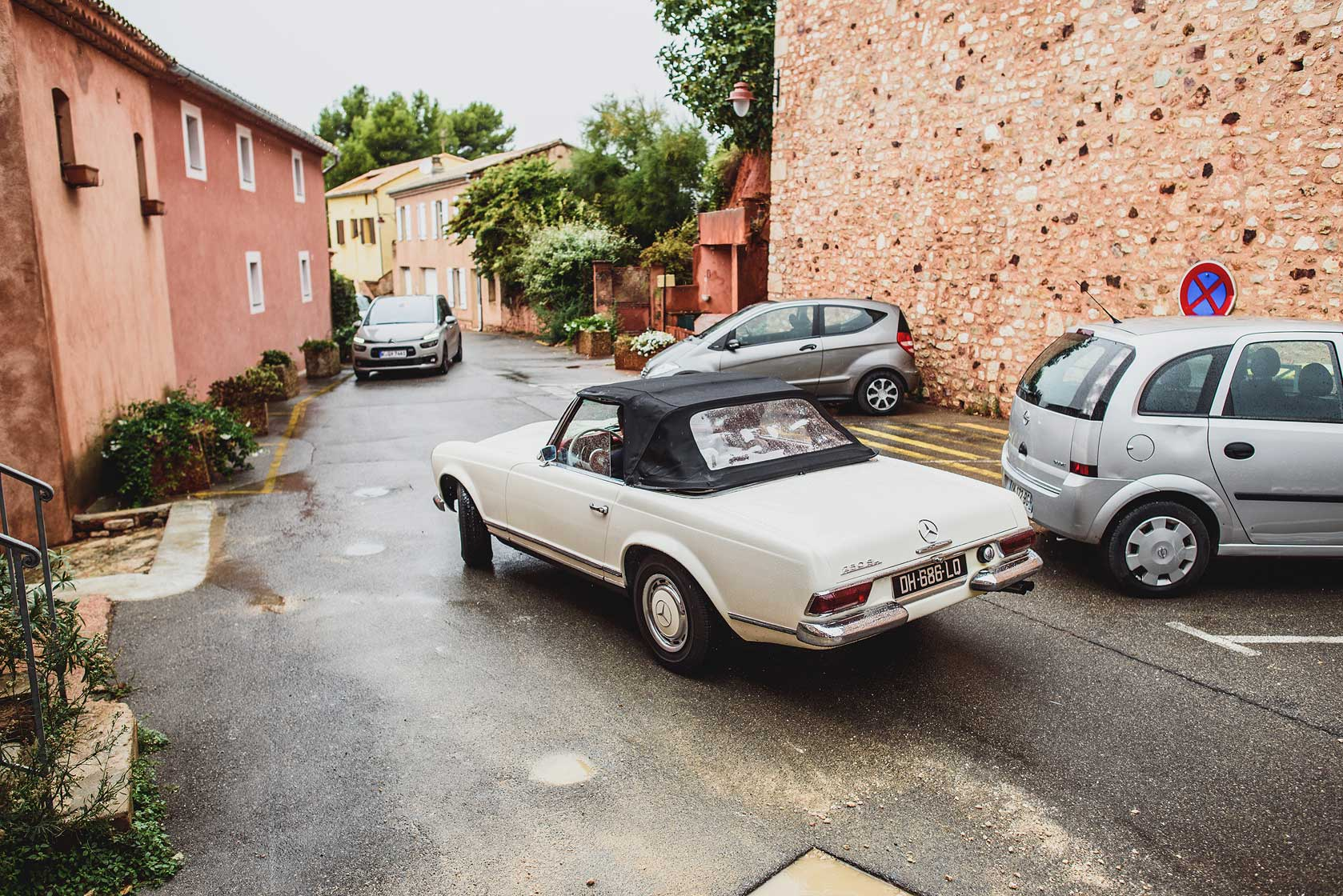 Wedding Photography in the Luberon