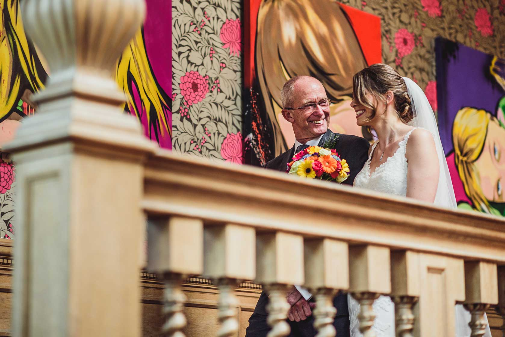 Wedding Photojournalism in Derbyshire