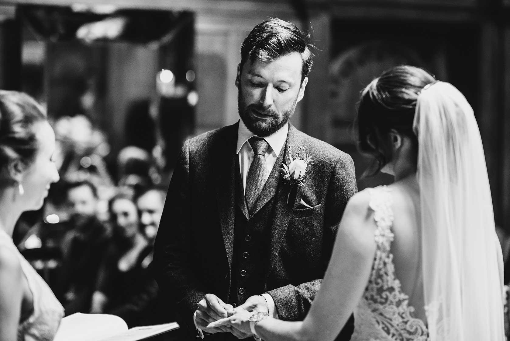 Reportage Wedding Photography at Thornbridge Hall