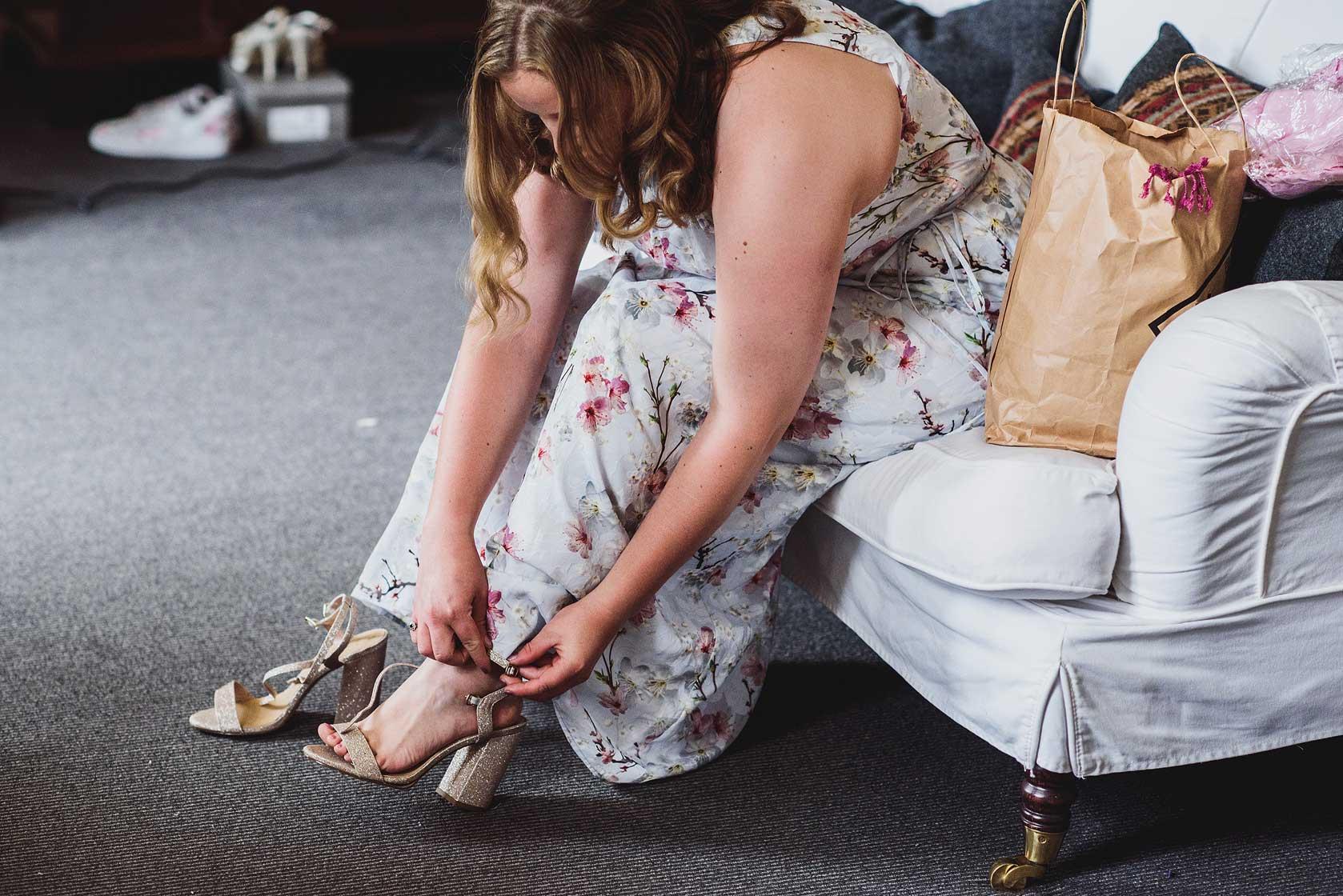 Wedding Photojournalism in Cumbria