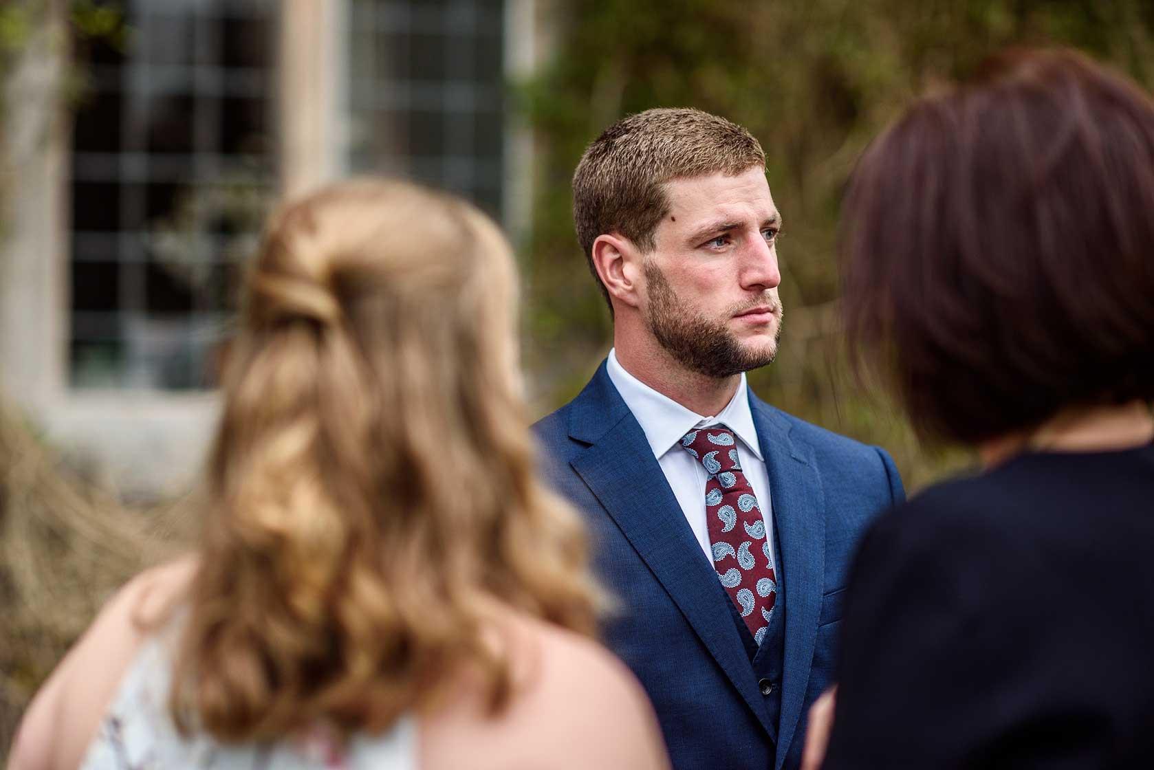 Wedding Photographer at Askham Hall
