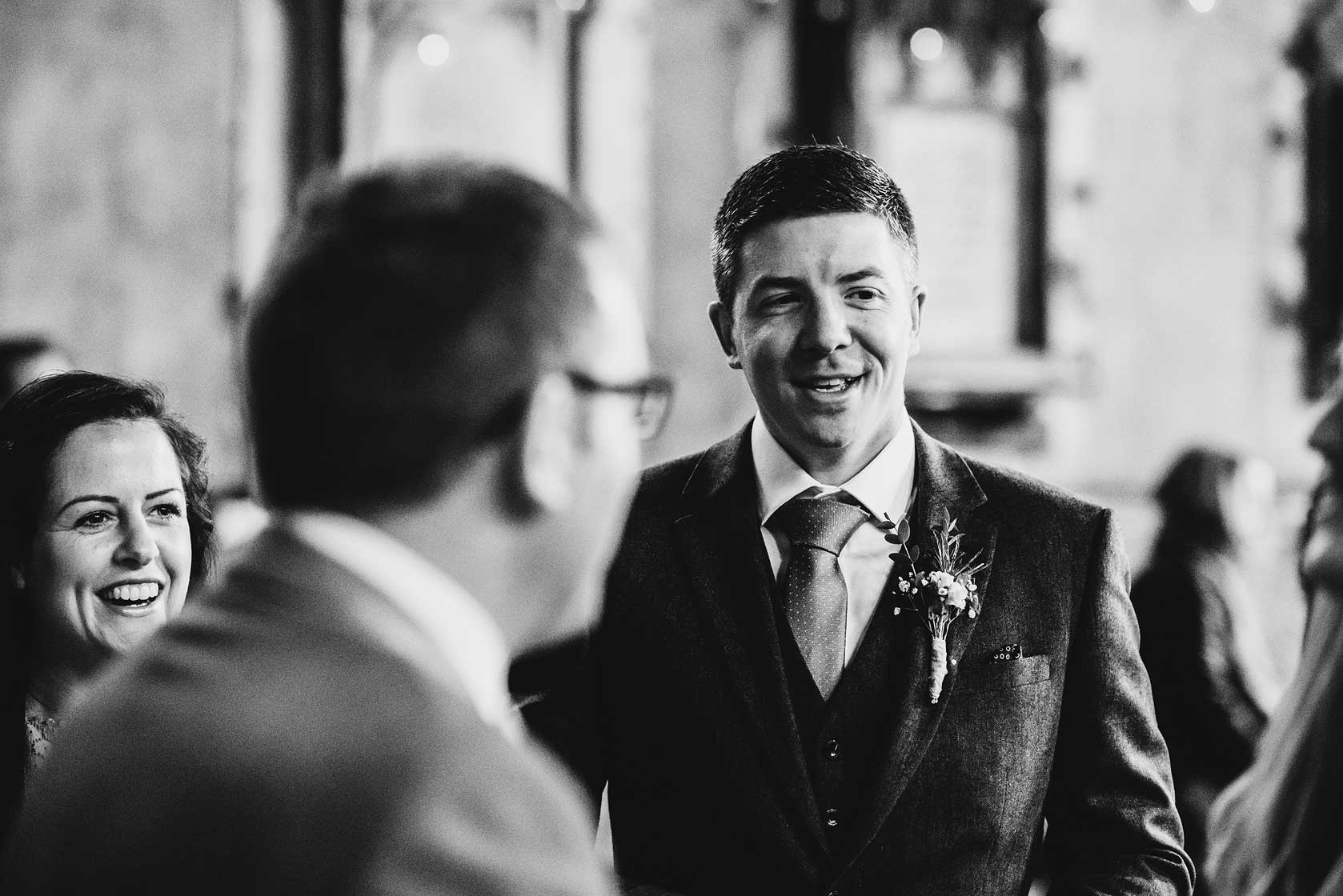 The Anthologist Wedding Photography
