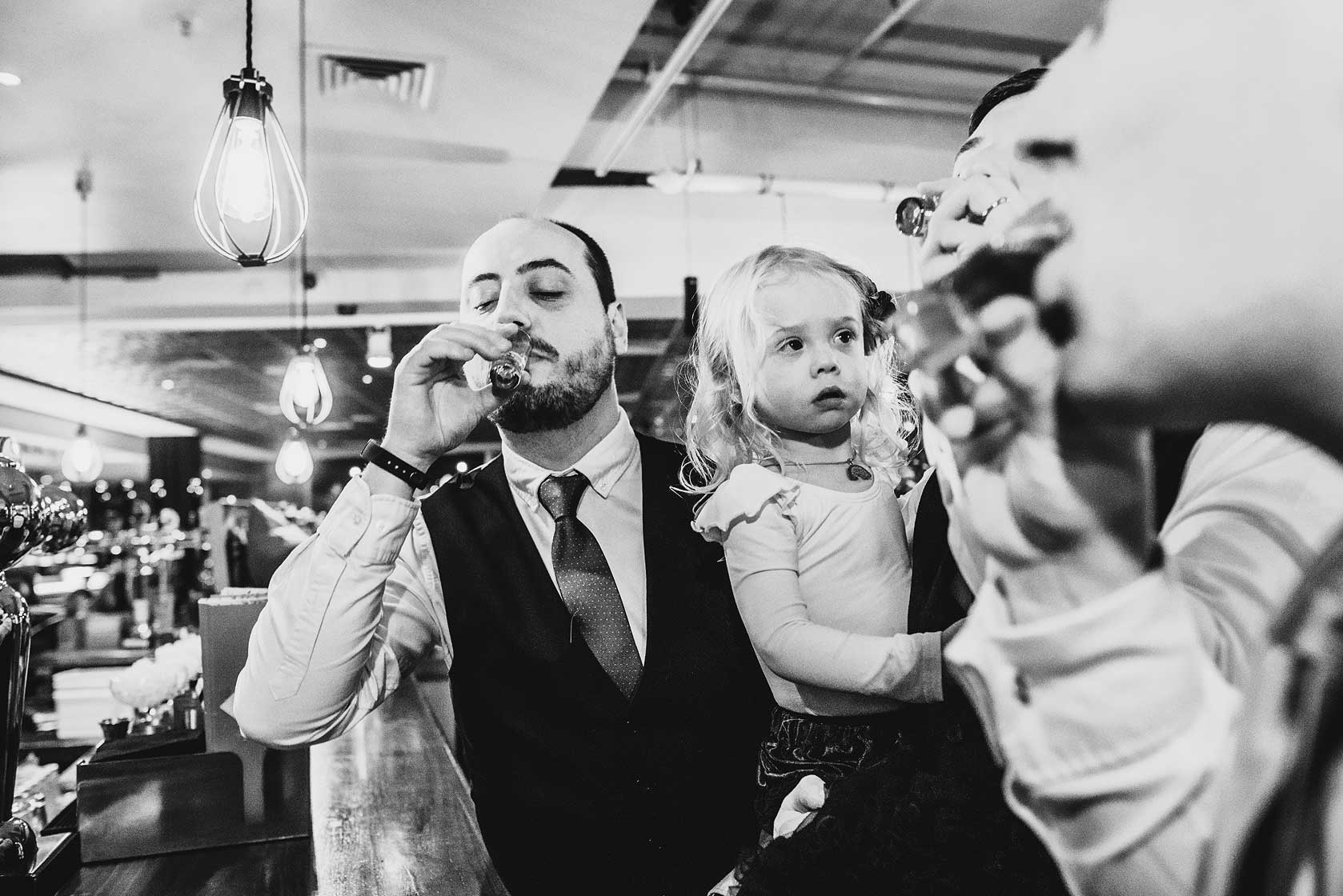 Wedding Photographer at The Anthologist