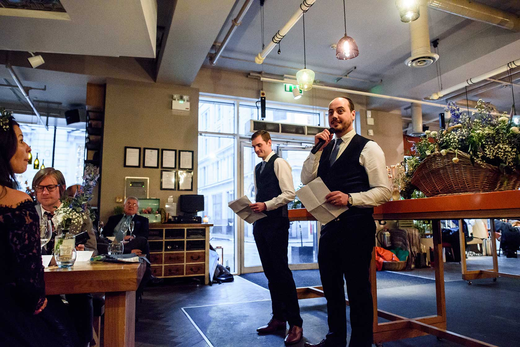 Wedding Photography at The Anthologist