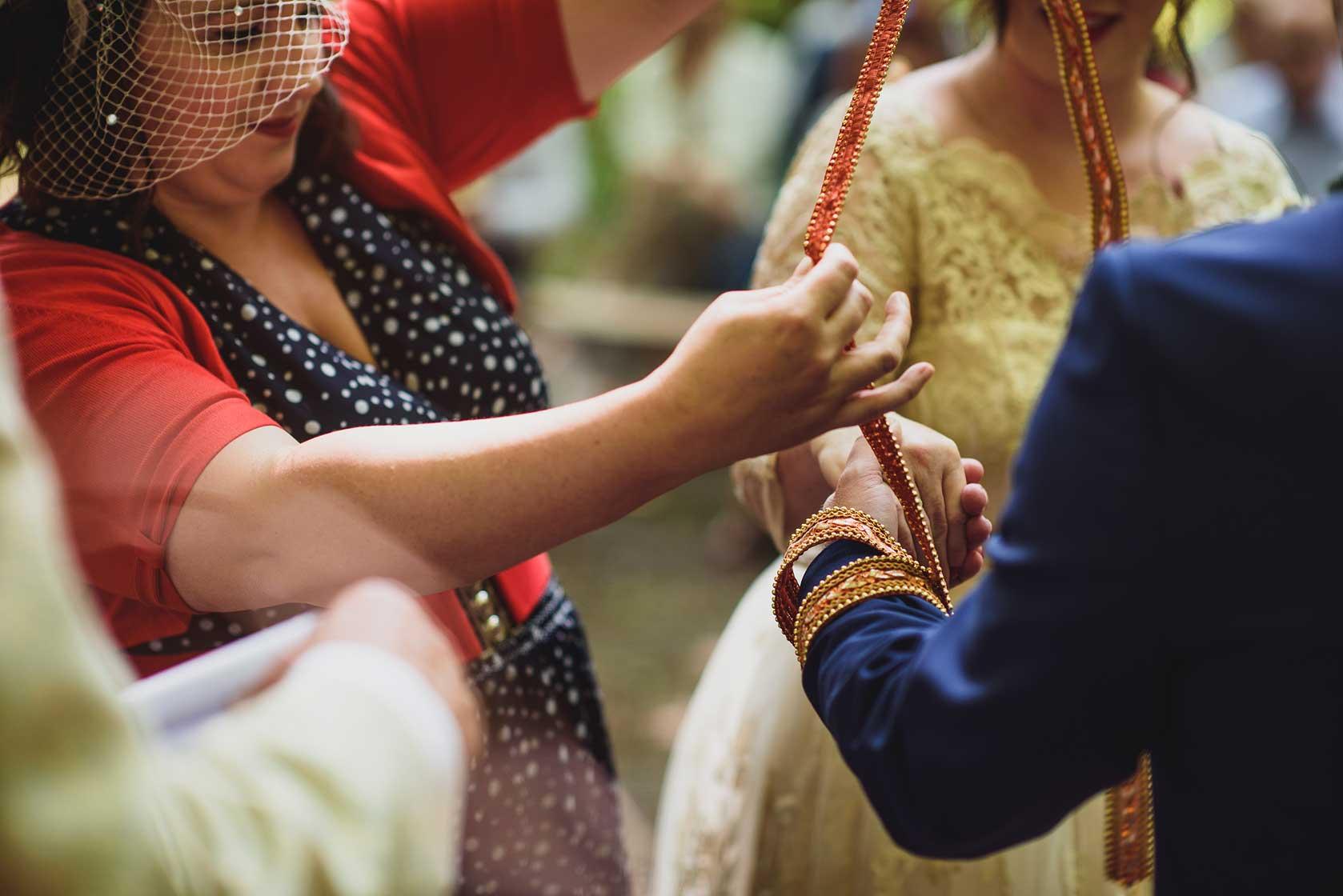 Woodland Wedding Photography