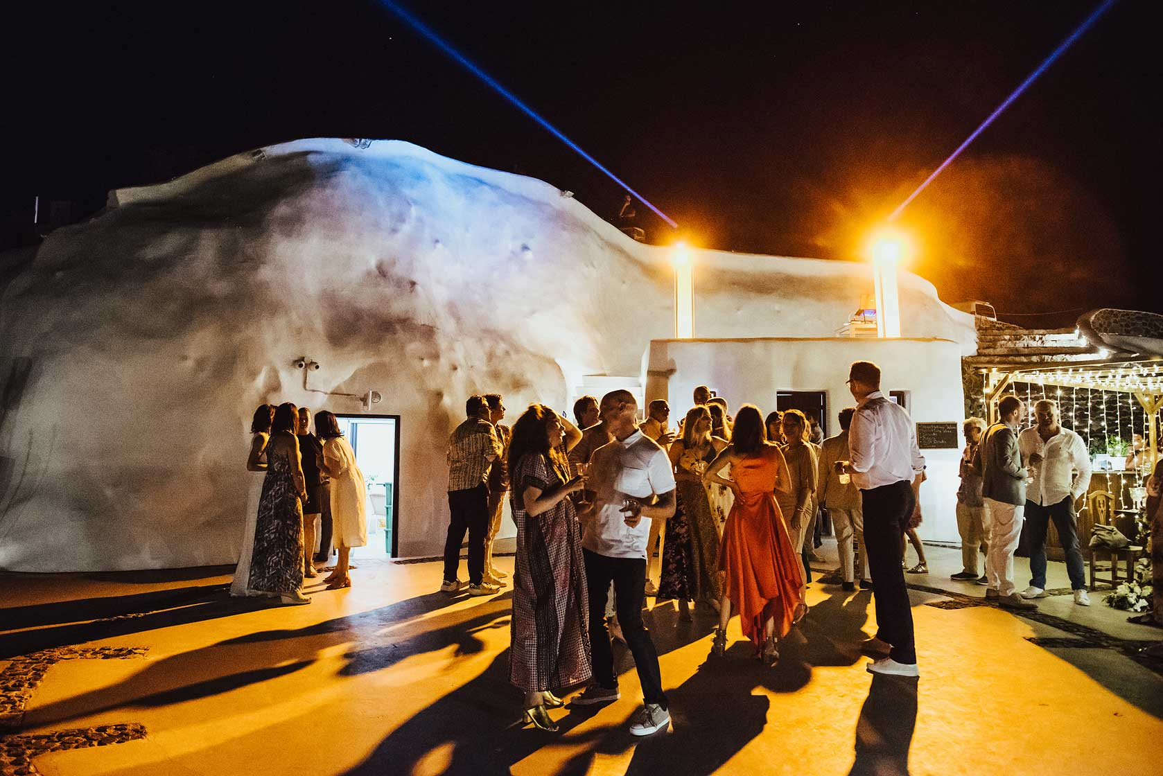 Wedding Photojournalism in Greece