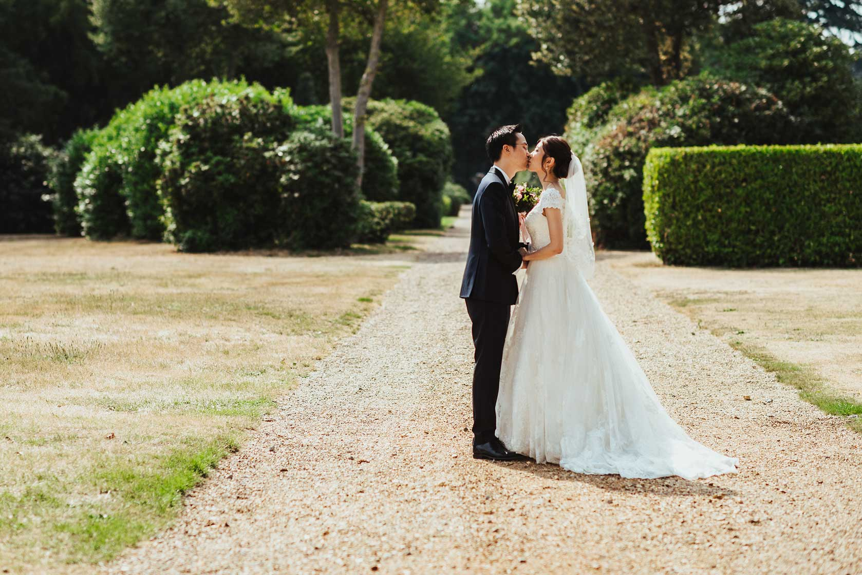 Wedding Photography at Stoke Park