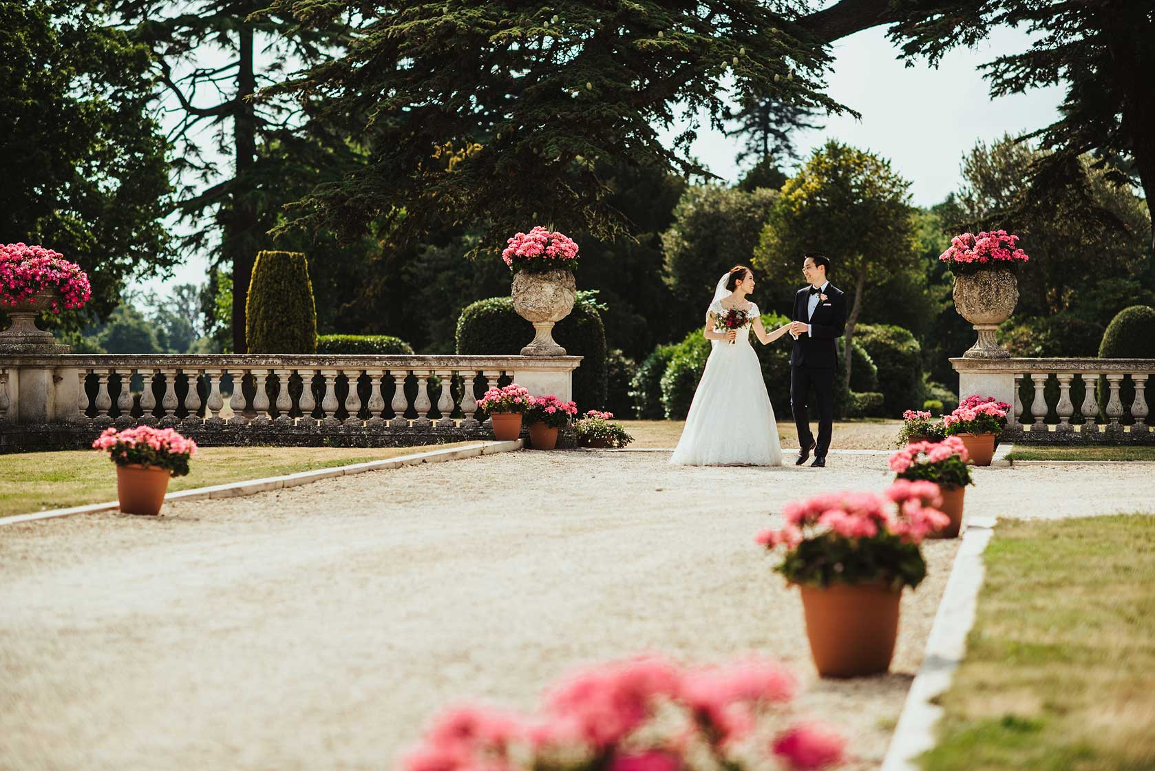 Wedding Photojournalism in Buckinghamshire